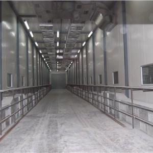 销售苏州隧道式服装烘干生产线_价格丰硕供