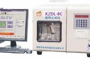 专用重油|煤焦油|燃料油含硫量分析仪器|硫含量测定仪