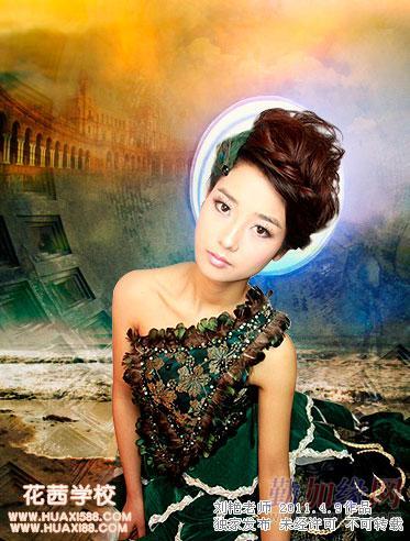 武汉最好的化妆培训学校\/在中国哪个城市学习