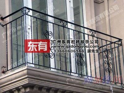 栏杆v栏杆铁艺程序铁艺(T_31)-广州东有阳台栏cad找到中无法shell外贸图片