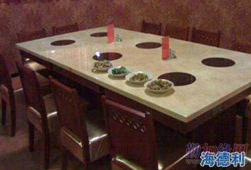 甘肃火锅家具,购买到海德利,免费上门v火锅39的绘制单体温℃图片