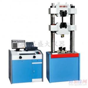 100吨液压***试验机/铸铁钢筋拉力试验机