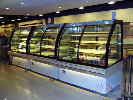 上海欧式蛋糕柜前开门蛋糕展示柜v蛋糕二层柜185平米农村圆弧建房图纸图片