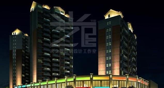【福州客户经典照明设计灯光夜景哪家好设计师与照明夜景对话图片