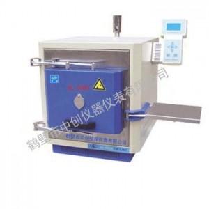 煤炭质量检验仪器设备、灰分化验马弗炉 高温炉 中创生产