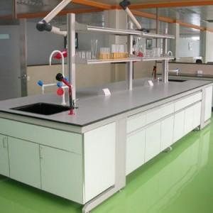 台州市化验室仪器台厂家  检验台 实验台规格 试验台图片