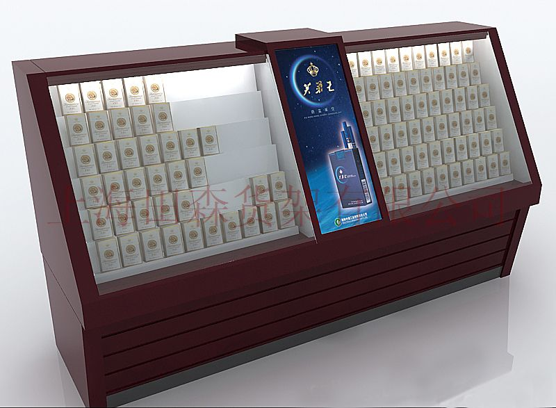 烤漆巧克力展柜展览,商场红酒柜 图