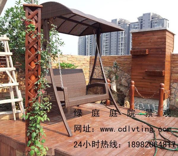 成都屋顶花园设计_成都屋顶花园设计公司