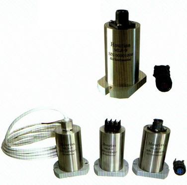 MLV-9V一体化超低频振动位移/速度传感器