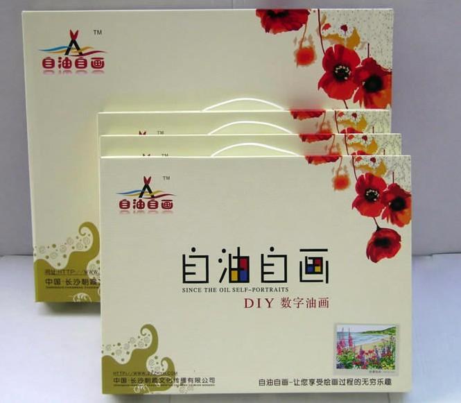 天津品牌数字油画代理/数字油画加盟 天津品牌
