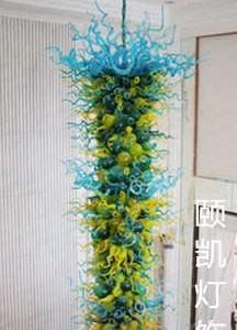 厦门酒店艺术装饰玻璃吊灯