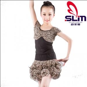 香港舒莱曼服装有限公司-舞蹈服装儿童拉丁舞服批发
