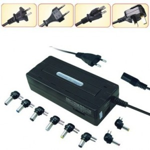 外贸货源多功能AC90W通用型笔记本适配器