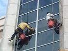 外墙清洗 宝安外墙清洗公司提供西乡福永沙井高空清洗外墙服务