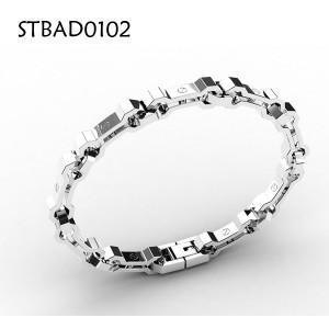 时尚爱嘉饰品 海瑞温斯特925纯银饰品加工定制定做厂