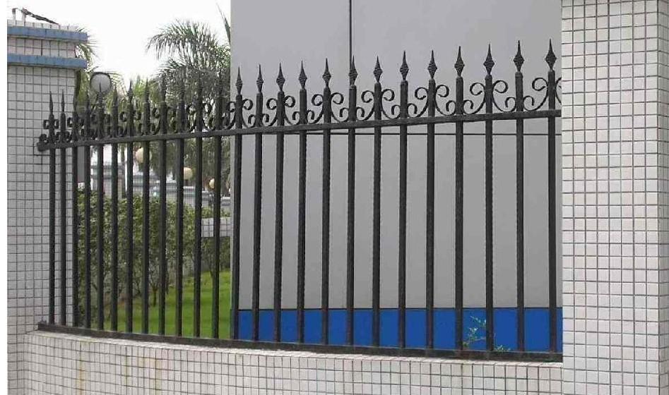 山东铁艺栅栏