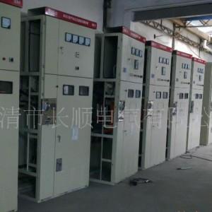 厂家直销低压开关柜就地补偿配电柜智能动态GGJ柜 电容补偿柜