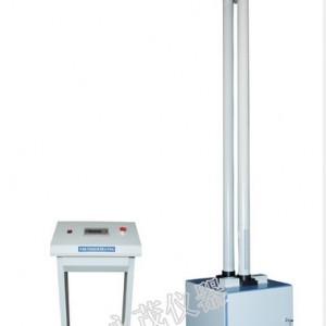 用于测定塑料管材、板材和塑料制品抗冲击性能的落锤冲击试验机