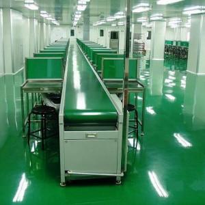 电动工具装配检测流水线皮带 流水线输送机