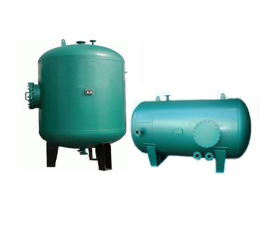 容积式浮动盘管换热器图片