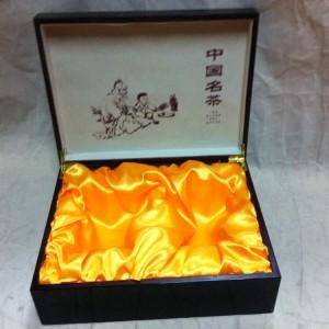 茶叶通用包装 碧螺春包装礼盒 木制茶叶礼品盒 茶叶包装盒