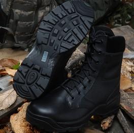 户外登山旅游探险专用鞋靴登山徒步户外8寸高筒战斗靴