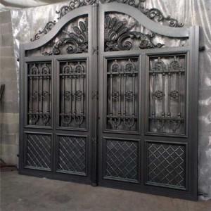 苏州四季红五金制品厂厂家直销铝合金护栏门
