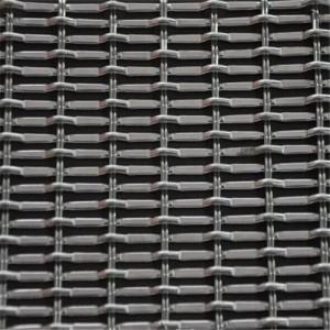 养猪场专用金属网疙瘩网轧花网养殖用钢丝网厂家