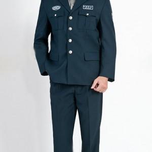 孟州立领商务男女式春秋长袖夹克衫高端商务服饰时尚拉链式定制
