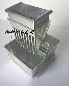 量热仪二分器 镀锌不锈钢二分器 鹤壁万和二分器煤质仪器