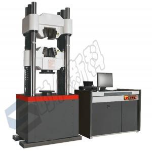 厂家直供 WEW-1000B钢筋拉力试验机 电脑控制***试验机