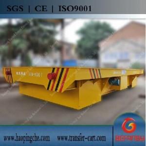 木材、配电装备、船舶制造转运工具――电动平车的使用
