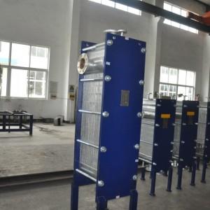 有机化工行业 全焊接板式换热器专用   无接触焊接无机械变形