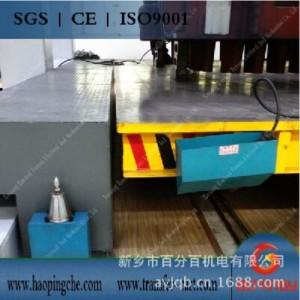 钢卷、木材、配电装备运输工具中电动平车的重要性