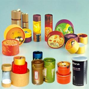 广州精油纸筒,广州茶叶纸筒,心合纸类制品