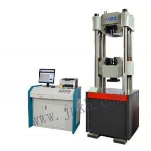 WAW-E微机控制液压拉力试验机