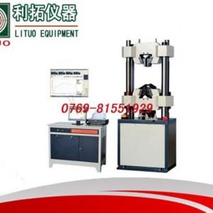 青海金属拉力试验机,利拓检测仪器,金属拉力试验机生产厂家