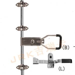 电动三轮车门锁 快递电瓶车锁具配件 车厢门配件