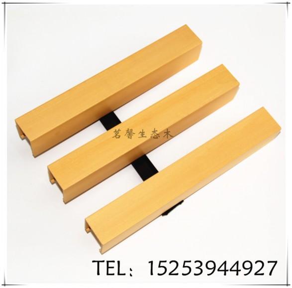 墙板|生态木墙板颜色价格 茗馨生态木业科