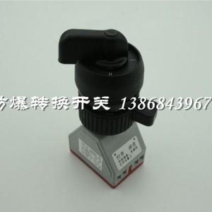 8096-M3防爆选择开关 8096-M3二档三挡选择开关