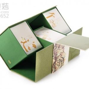 个性茶叶礼盒包装盒设计|博涵个性定制礼盒包装