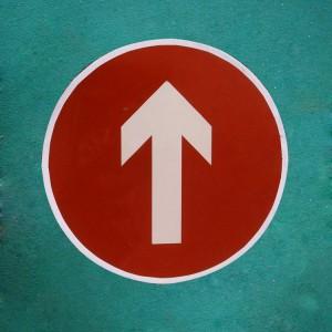圆形铝合金板标志牌,反光安全标志牌定做