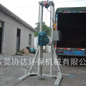 供应化工机械高速分散机 变频防爆分散机 可自动升降