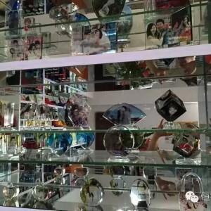 礼品饰品加工定制现场制作承接各商场门店暖场活动