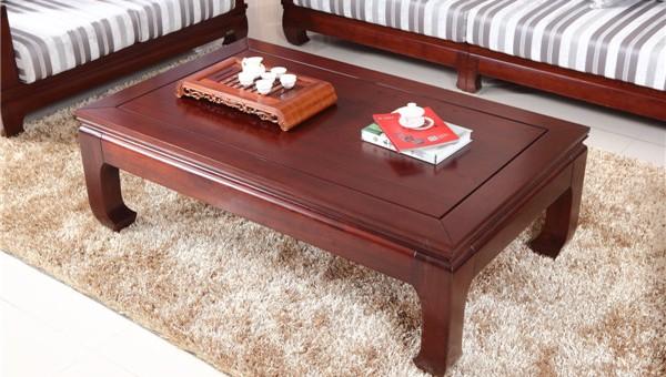 实木家具茶几实木家具茶几厂优质黄菠萝蜜茶有山东啥家具厂图片