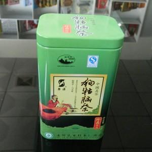 高档铁观音茶叶包装有内胆铁罐,食品薯片创意铁盒