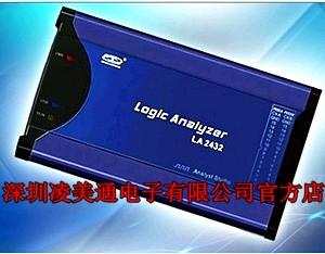 广州周立功多逻辑分析仪LA2232