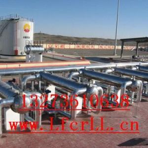 石油管道铝皮硅酸盐设备铁皮保温工程防腐保温施工资质