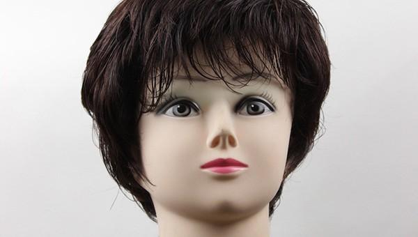 【假发假发卷发】中老年陶瓷烫发电热短发卷发纹理短发烫发器图片