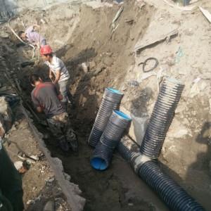 塑料检查井,泰州检查井,水封井,雨水渗透井,检查井